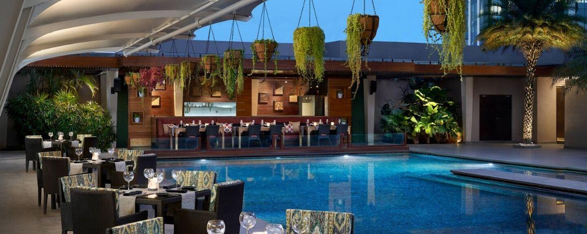 JW Marriott Hotel Bengaluru Banner