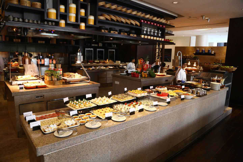 JW Kitchen in JW Marriott Bengaluru - Club Marriott South Asia