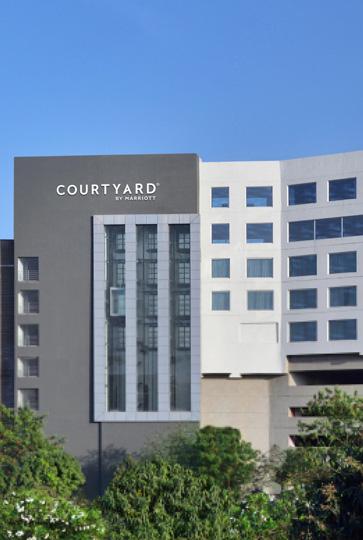 Courtyard by Marriott Bhopal