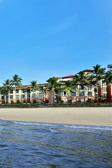 Goa Marriott Resort & Spa Banner