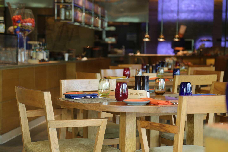 Prego Restaurant in The Westin Gurgaon - Club Marriott South Asia
