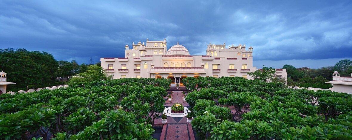 Le Méridien Jaipur Resort & Spa Banner