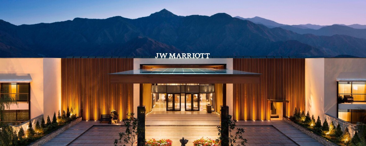 JW Marriott Mussoorie Walnut Grove Resort & Spa Banner
