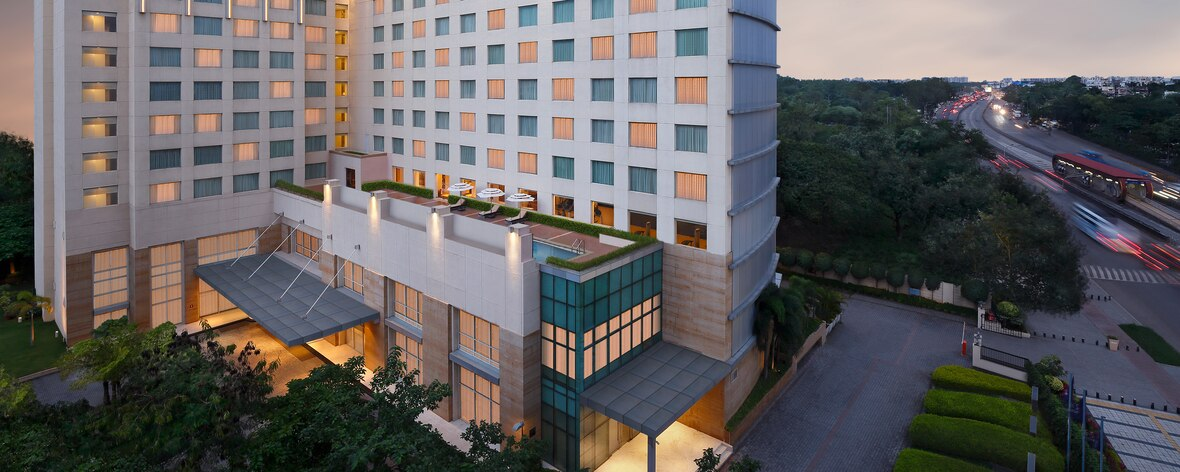 Four Points by Sheraton Hotel & Serviced Apartments, Pune Banner