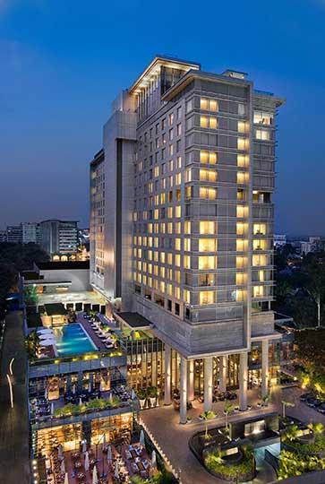 JW Marriott Hotel Pune Banner