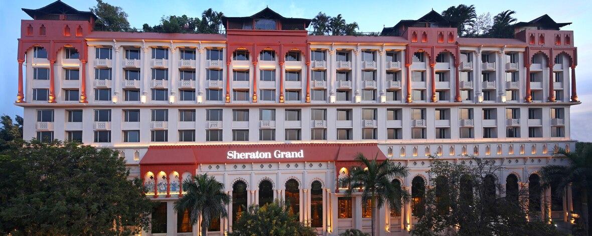 Sheraton Grand Pune Bund Garden Hotel Banner