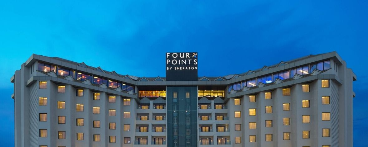 Four Points by Sheraton Visakhapatnam Banner