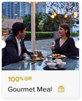 100% Off Buffet Lunch or Dinner