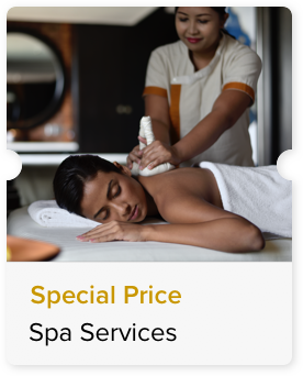 Spa Services at a Special Price