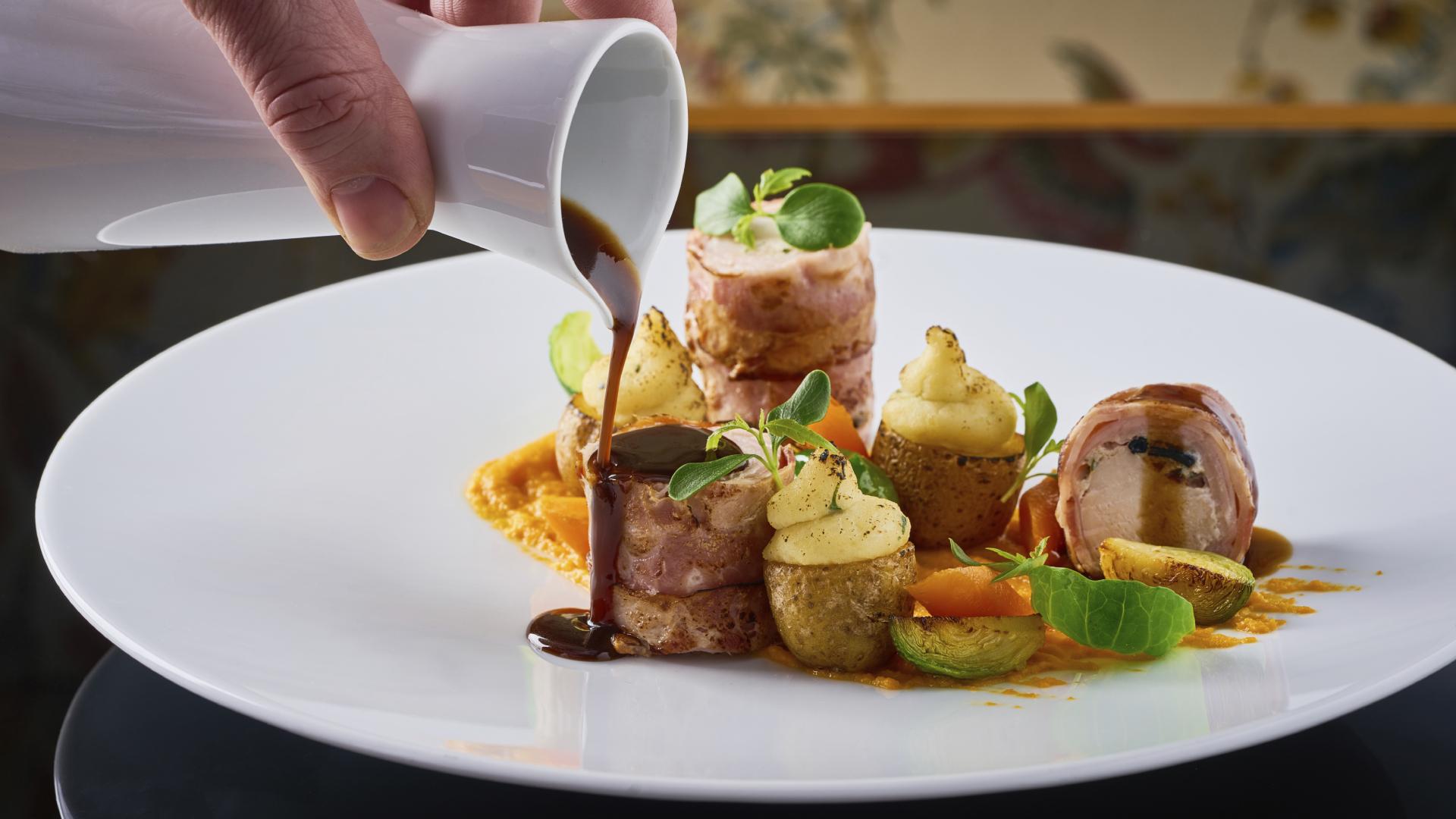 A Gourmet Affair at Mazzo