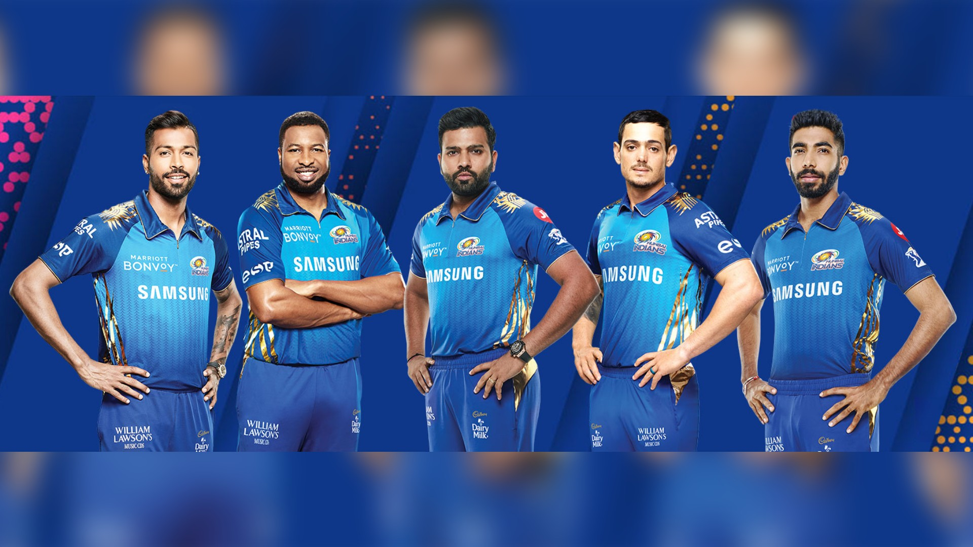 Get Exclusive Access to Mumbai Indians Players