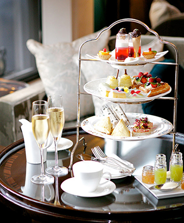 Enjoy your Favourite Afternoon Tea at the St. Regis with Club Marriott South Asia
